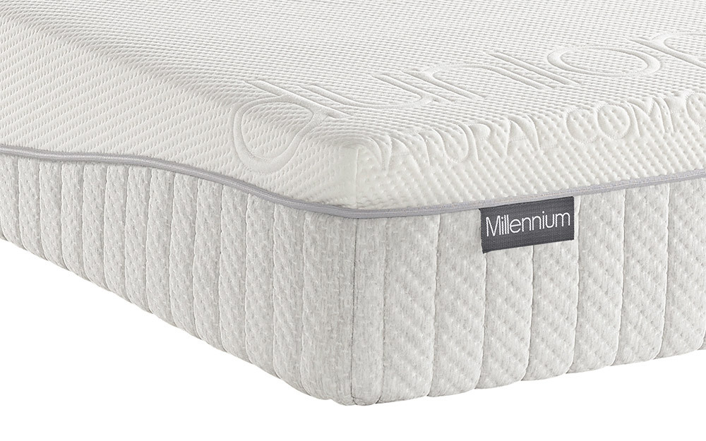 Dunlopillo Millennium Mattress, European Small Single