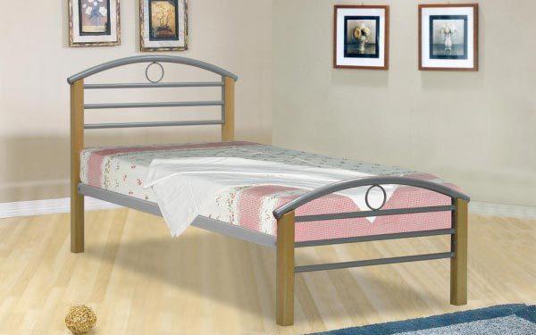 Limelight Pegasus Metal And Wooden Bed Frame Mattress Online