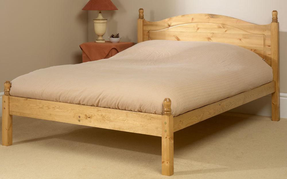 Friendship Mill Orlando Wooden Bed Frame Mattress Online