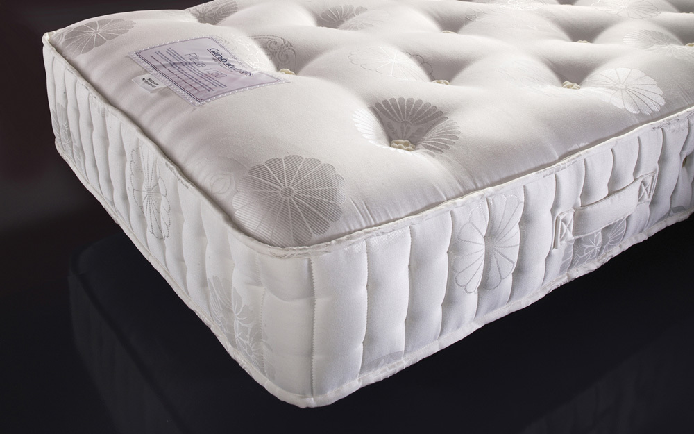 Gainsborough Plaza 1250 Pocket Mattress, Small Single