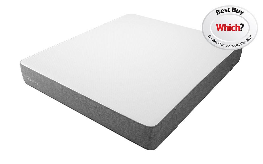 Horizon Discovery 1500 Pocket Memory Mattress, Single