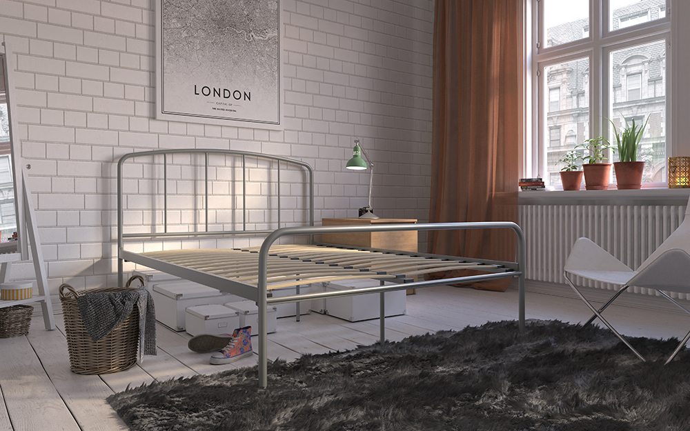 Hove Metal Bed Frame