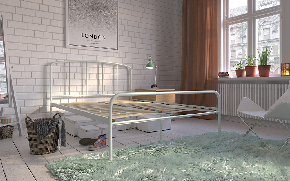The Hove Metal Bed Frame