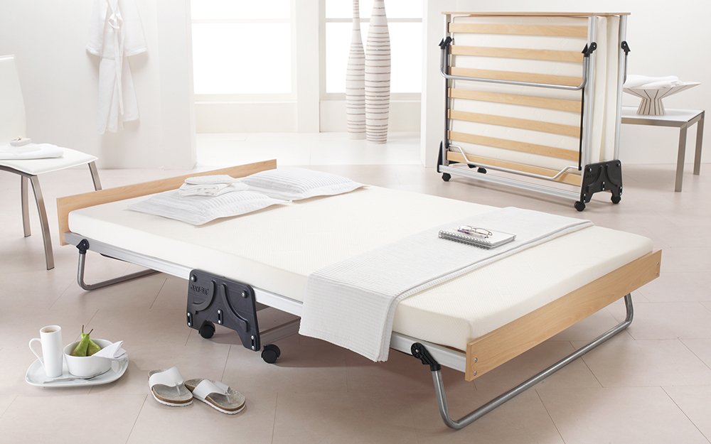 Jay-Be J-Bed Folding Bed with Memory e-Fibre Mattress
