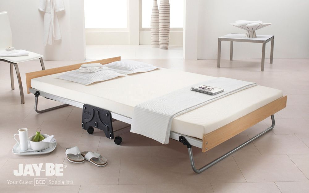Jay-Be J-Bed Memory Foam Folding Guest Bed, Contract Single £339.95