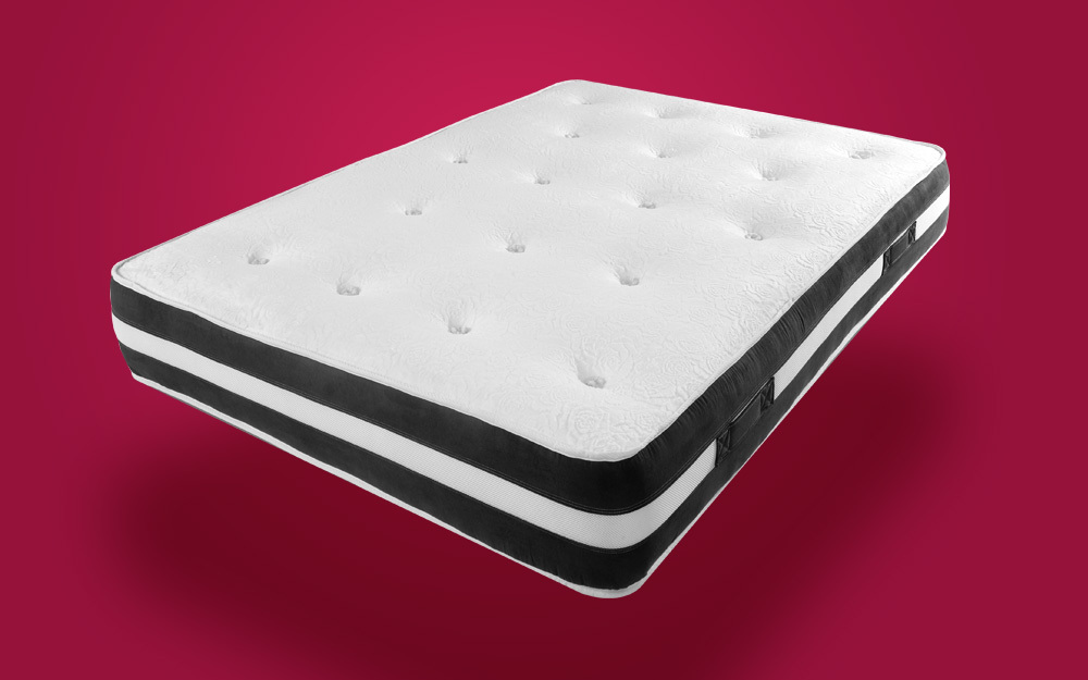La Romantica Prelude Memory Pocket 1000 Mattress, Single