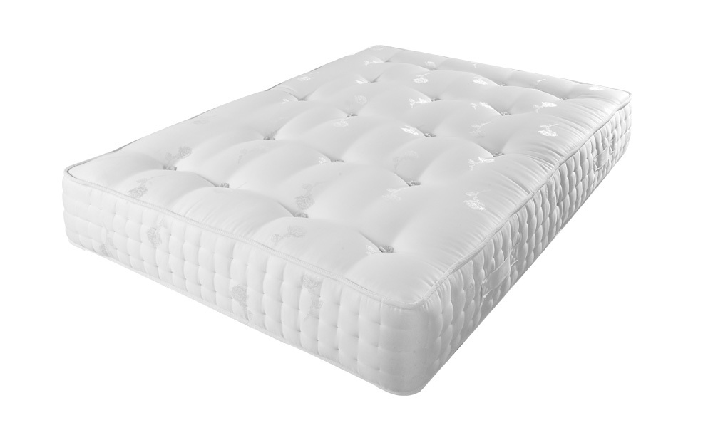 The Romantica Rhapsody Pocket 1000 Mattress is a comfortable pocket sprung mattress at a great price