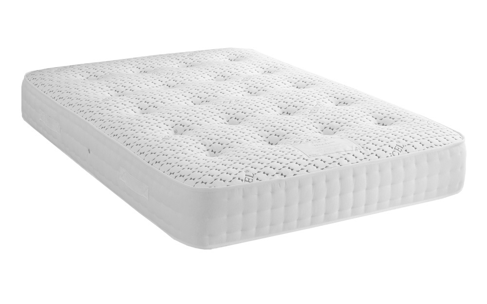 Romantica Tencel 1000 Pocket Mattress, Small Double