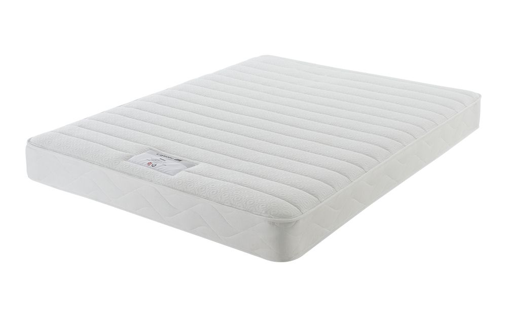 Layezee Comfort Memory Mattress, Single