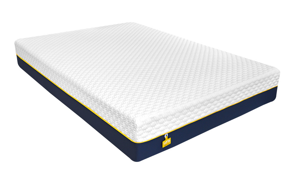 The Luna Memory 1000 Pocket Mattress features Luna Fusion Memory Foam for a great night's sleep