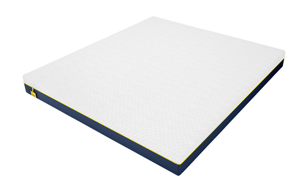 The Luna Memory 1000 Pocket Mattress features Luna Fusion Memory Foam and 1000 Luna pocket springs