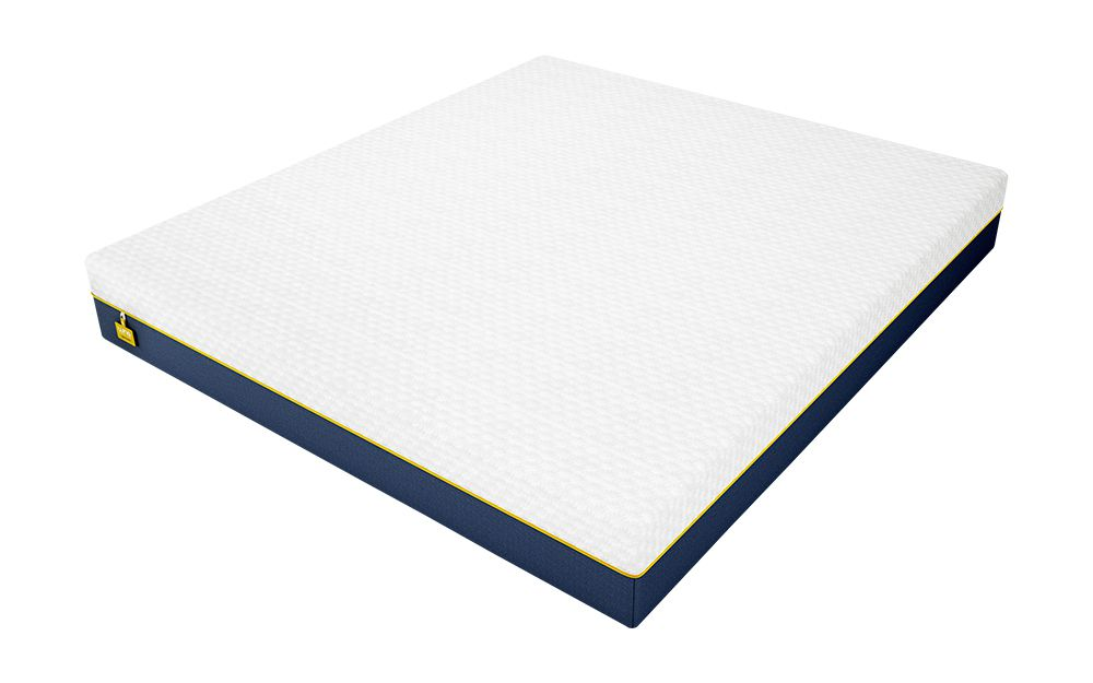 Luna Memory 4000 Pocket Mattress, Single