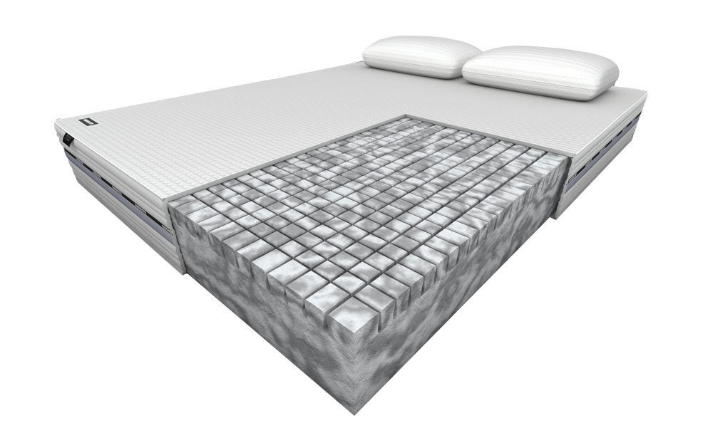 Mammoth Performance 220 Medical Grade Mattress, Double