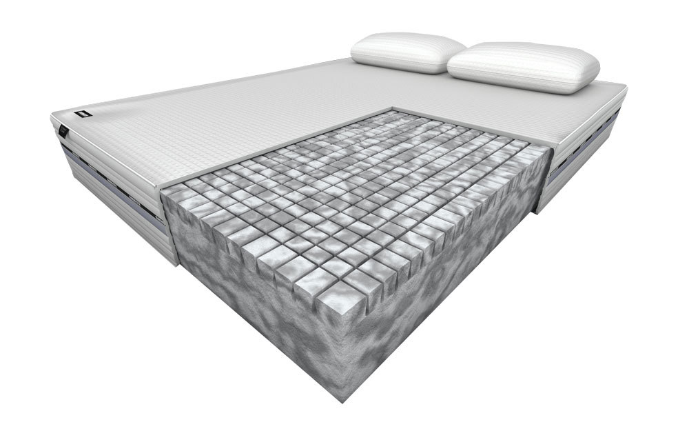Mammoth Performance 240 Firm Mattress, Superking