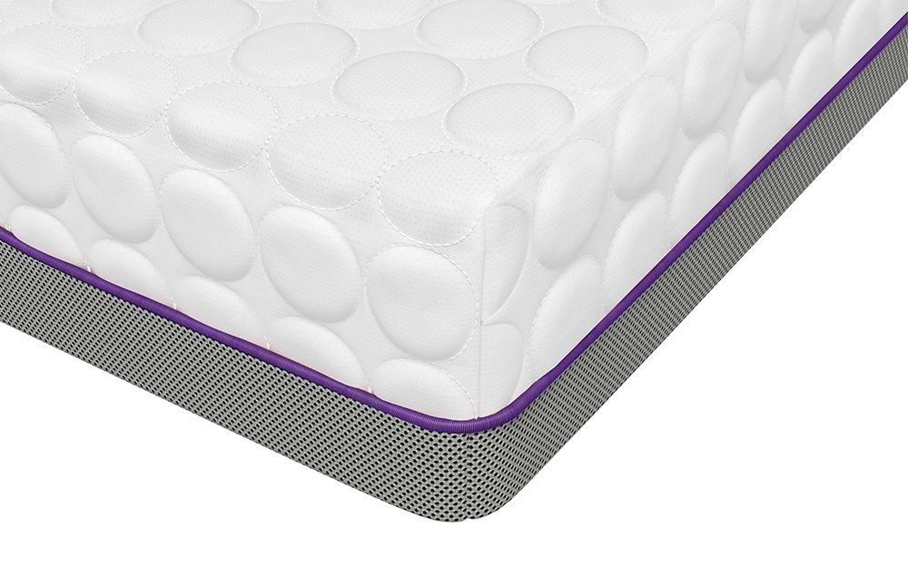 Mammoth Rise Essential 1000 Pocket Mattress, Single