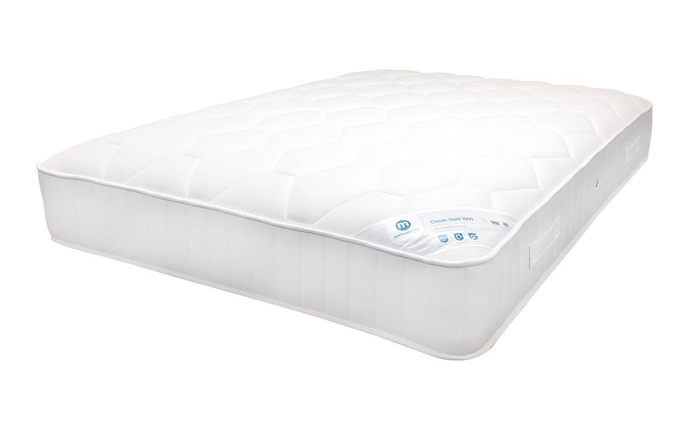Classic Gold 1000 Pocket Mattress, Small Single