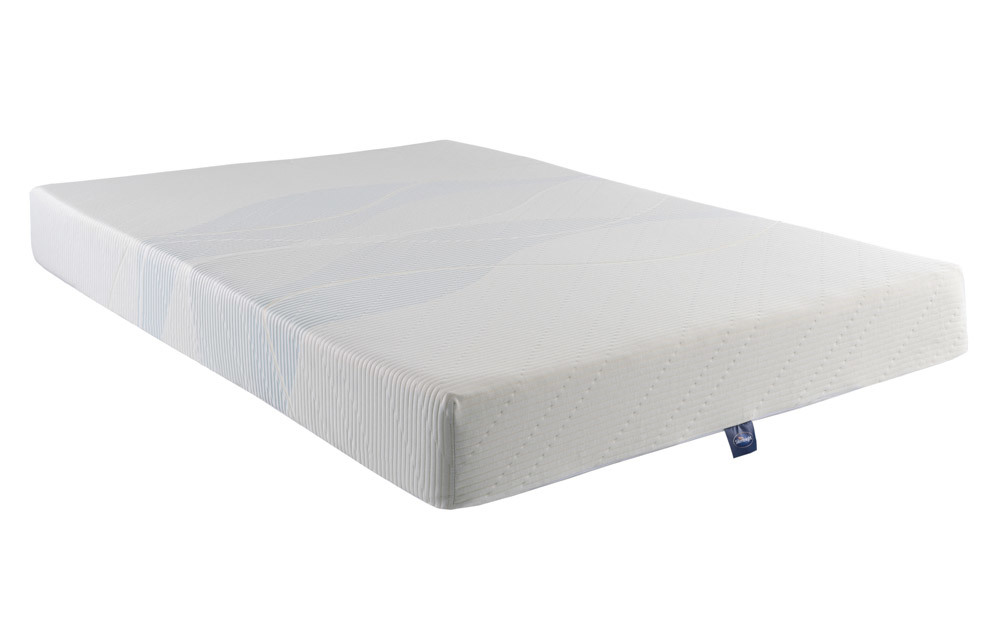 Silentnight Memory 3 Zone Mattress, European King Size