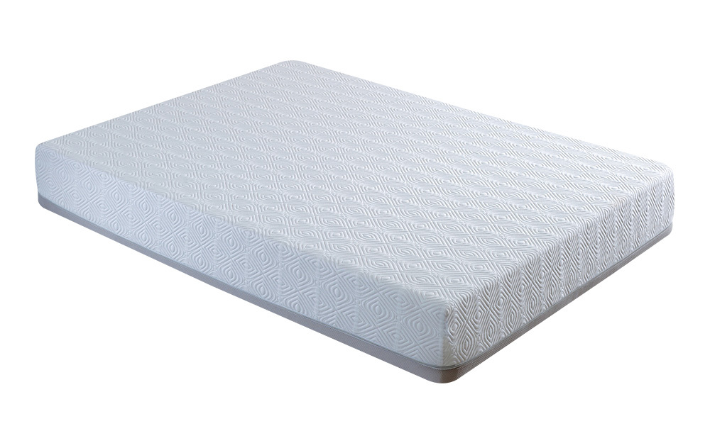 The Memory Zone Pocket 2000 Mattress, foam encapsulated and topped with a luxury layer of memory foam