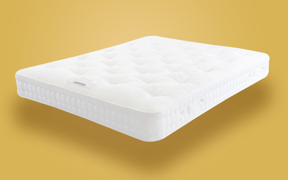 Millbrook Keyhaven 1260 Pocket Mattress, Small Single