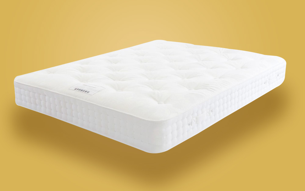 Millbrook Yarmouth 1400 Pocket Mattress, Small Single