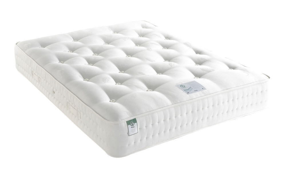 Myers Deluxe Natural 1600 Pocket Mattress, Single