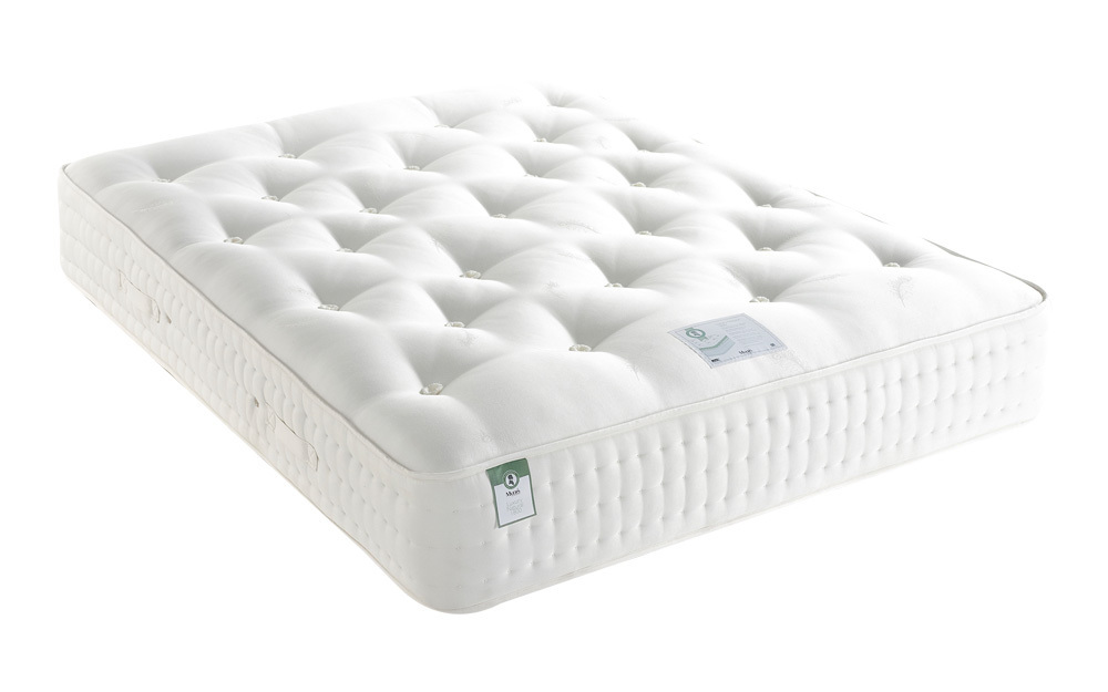Myers Luxury Natural 1800 Pocket Mattress, Single £430.65