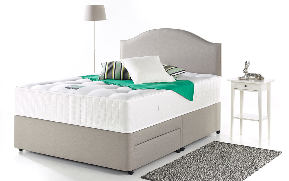 Myers My Cashmere Natural 1400 Pocket Mattress Mattress Online