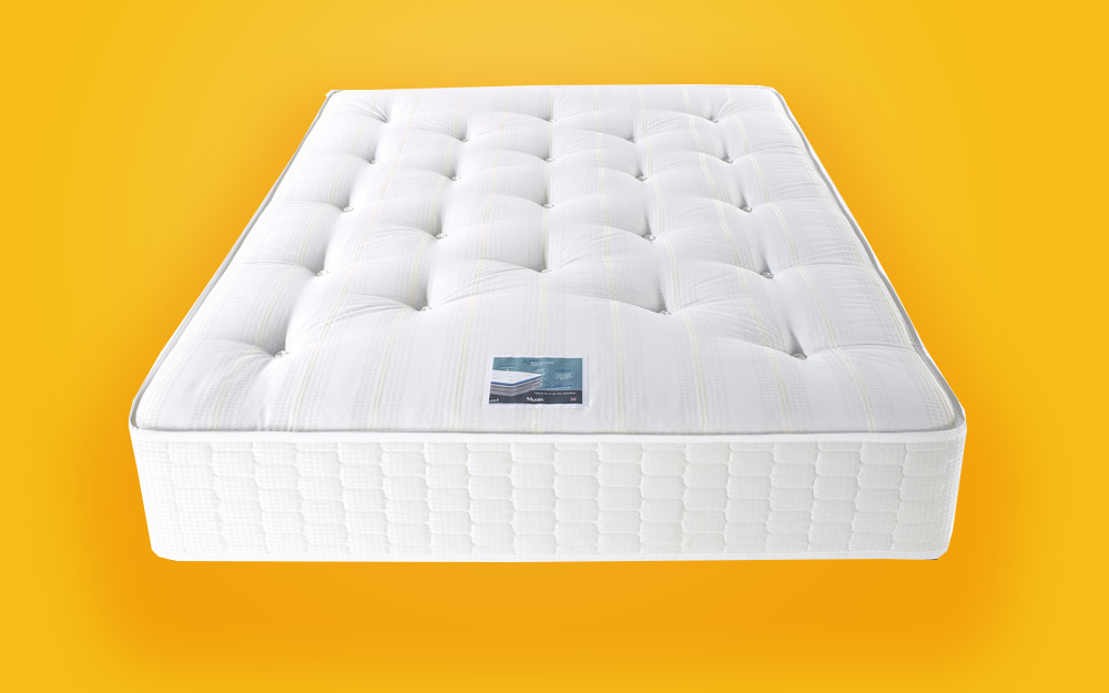 Myers My Deluxe Backcare Ortho Mattress, Small Double