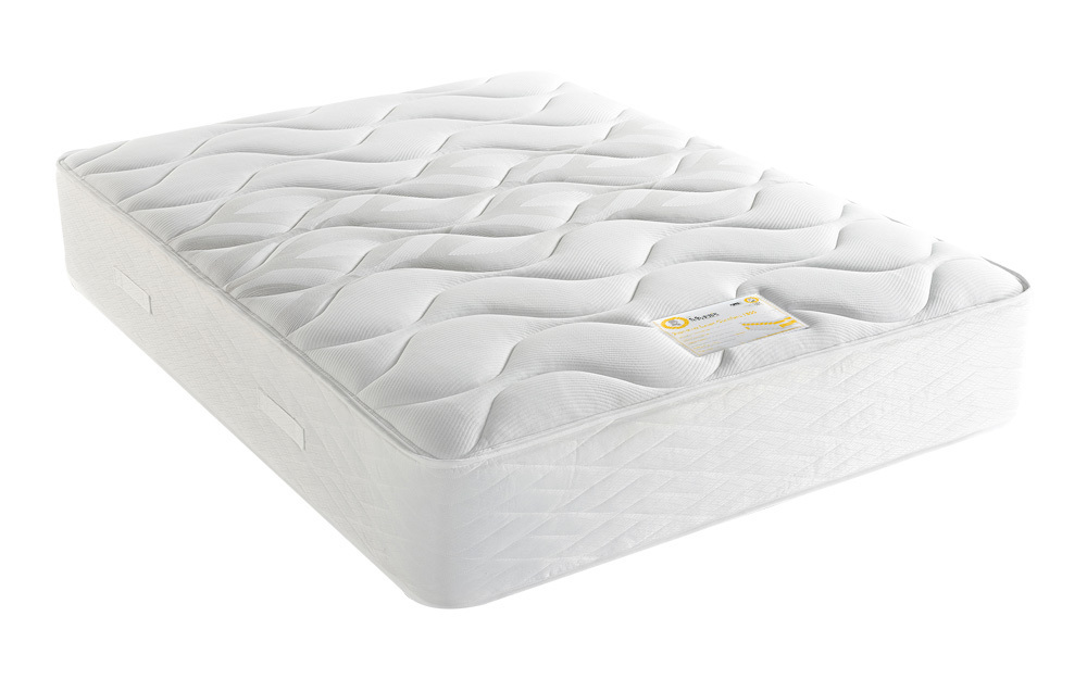 Myers Supreme Latex Comfort 1800 Pocket Mattress, Single