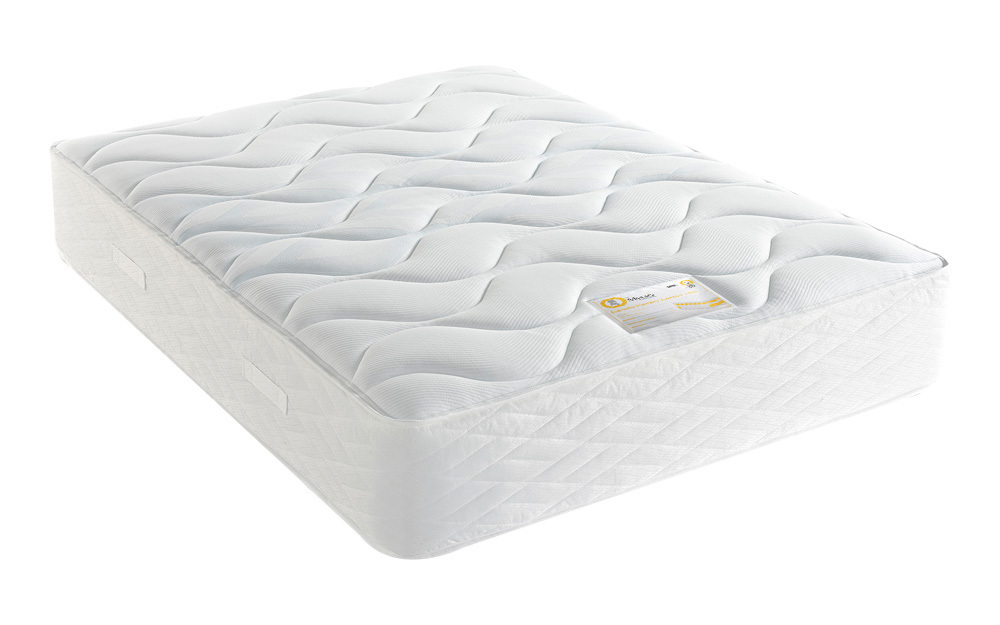 Myers Supreme Memory Comfort 1400 Pocket Mattress King Size For