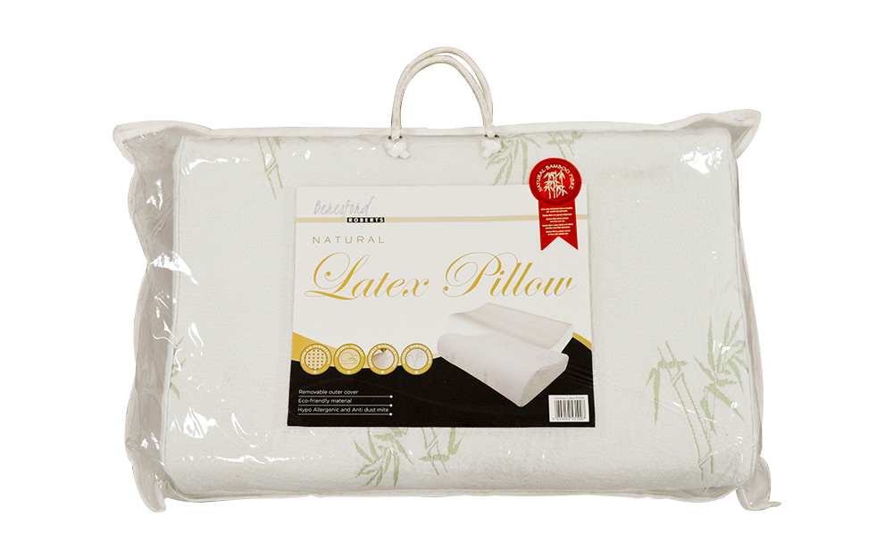Natural Latex Foam Pillow