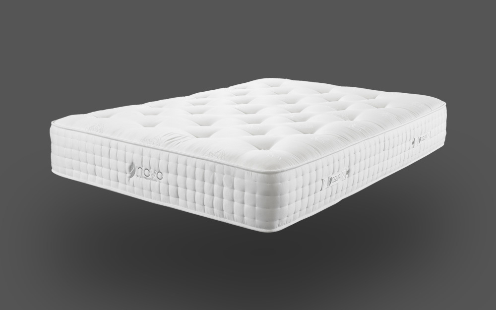 Novo Natural Pocket 1000 Mattress, Single
