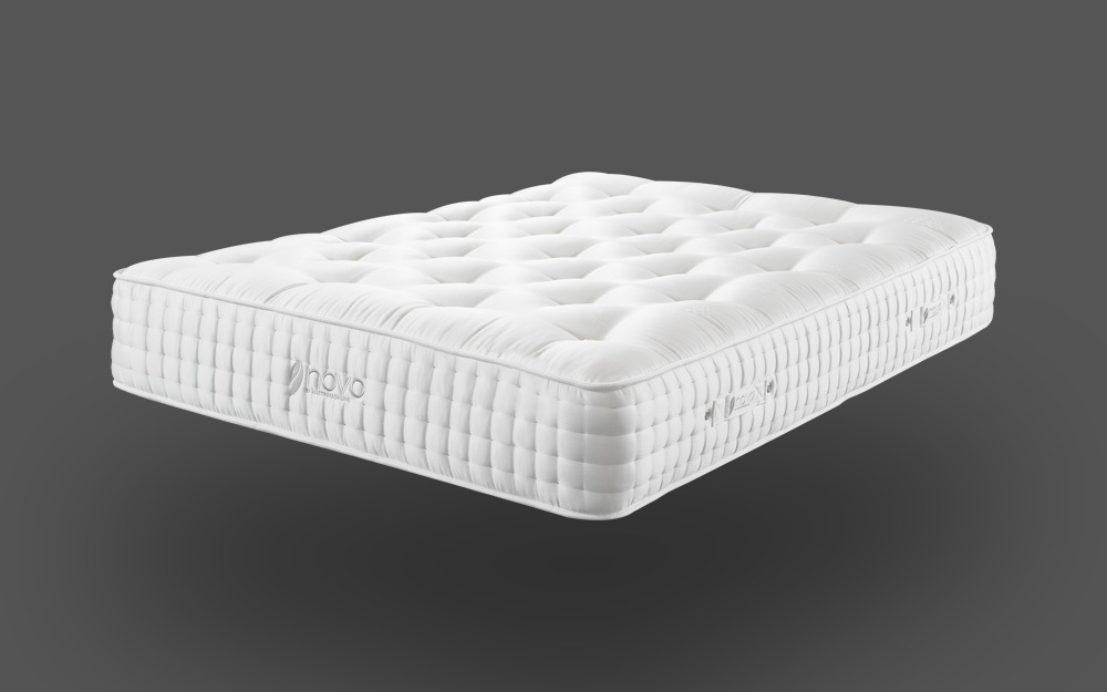 Novo Natural Pocket 3000 Mattress, Superking