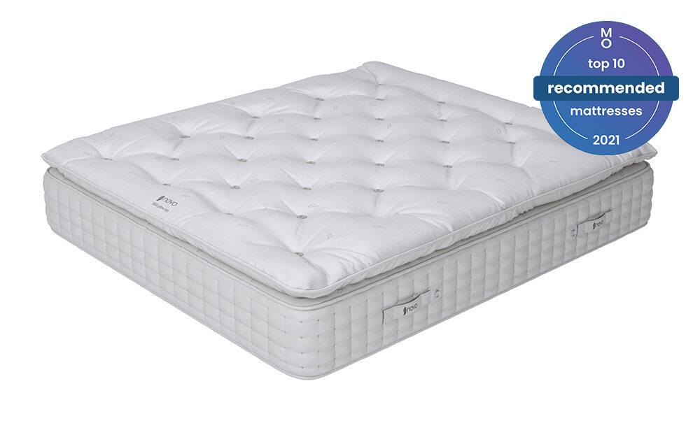 Novo Natural 5000 Pocket Pillow Top Mattress