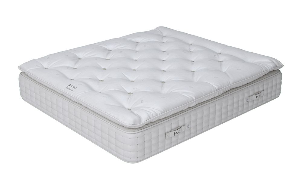 The Novo Natural 5000 Pocket Pillow Top Mattress