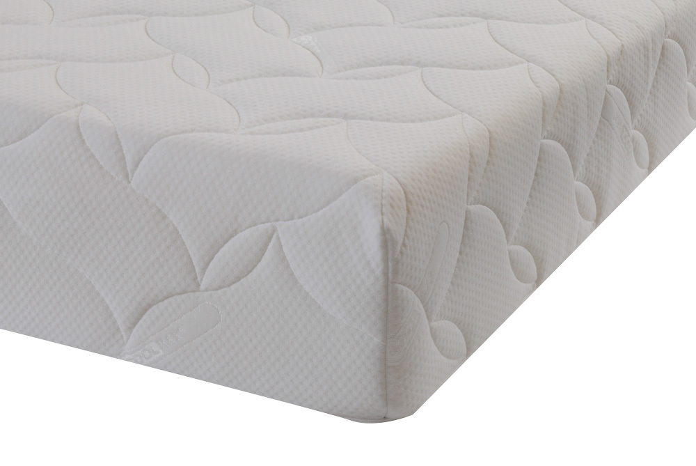 The Relyon Memory Pocket Sensation 1000 Mattress includes a layer of memory foam for added comfort