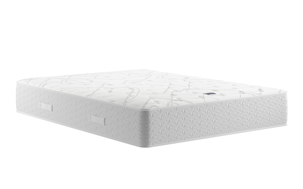 Relyon Comfort Pure 1000 Pocket Mattress, Single