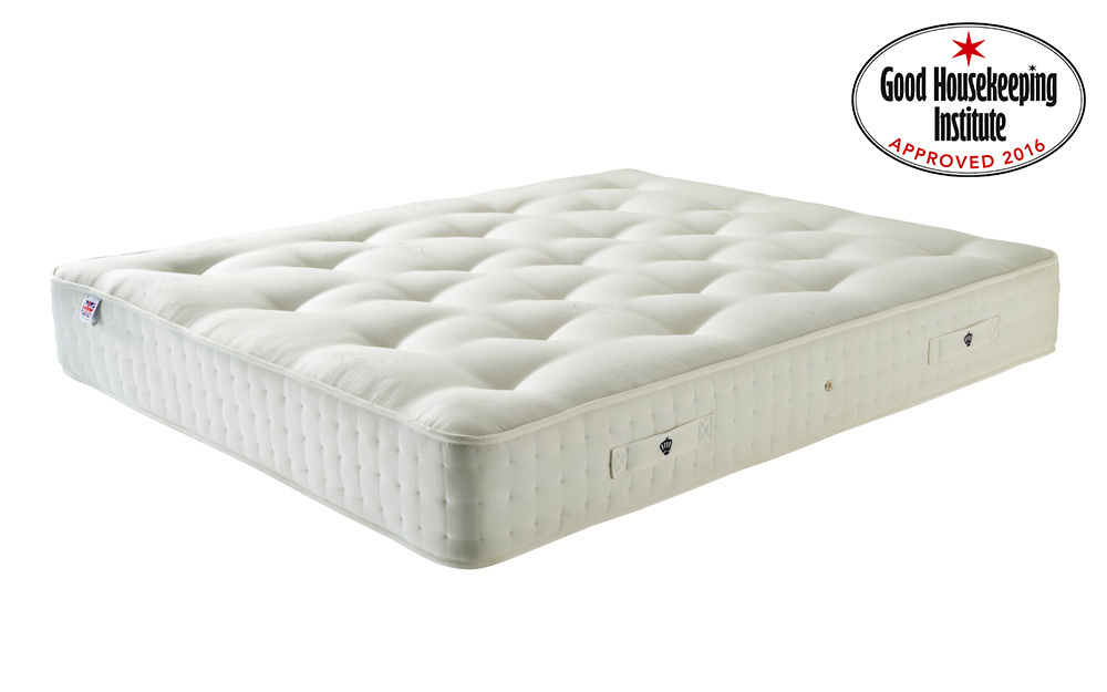 The Rest Assured Adleborough 1400 Pocket Ortho Mattress
