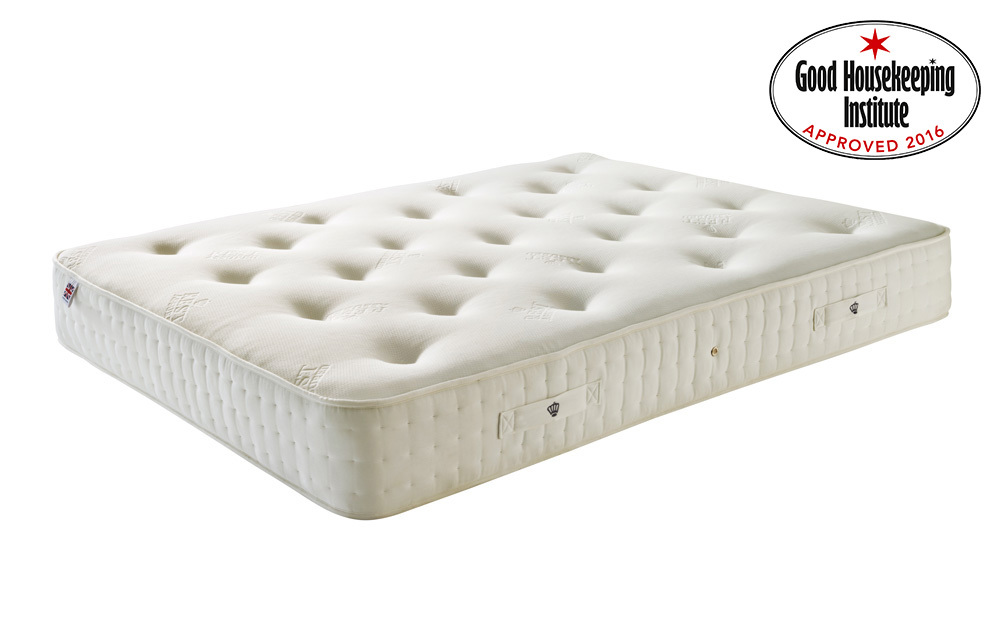 Rest Assured Audley 800 Pocket Natural Mattress, Double £339.95