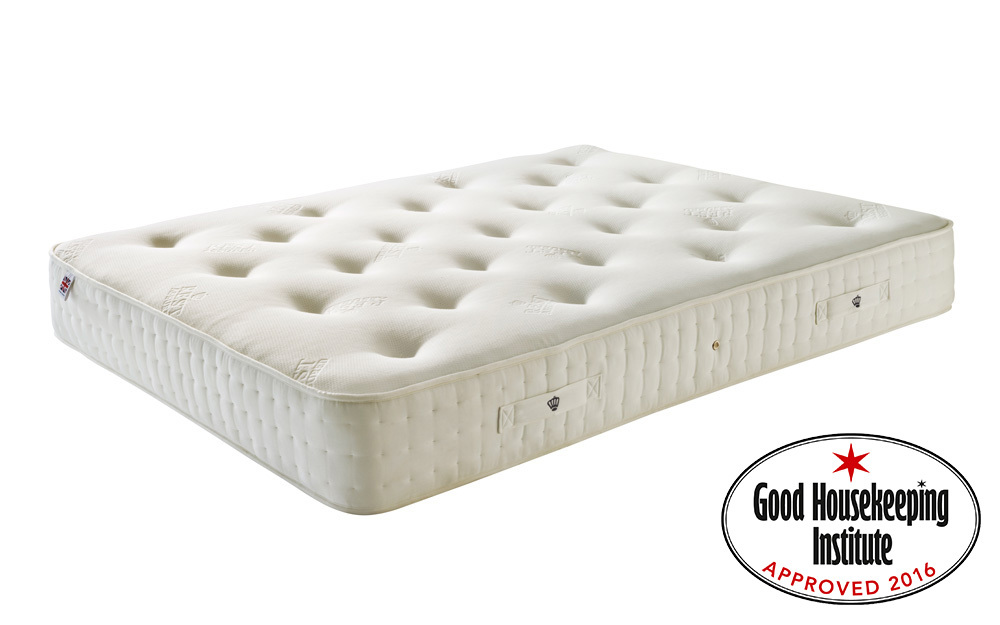 Rest Assured Belsay 800 Pocket Ortho Mattress, Single