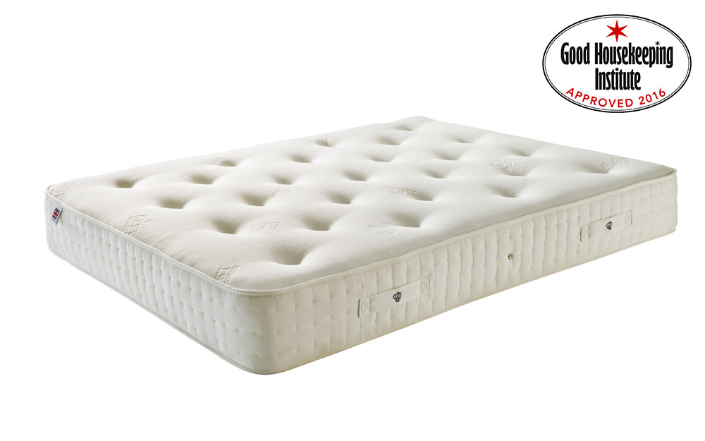 Rest Assured Harewood 800 Pocket Memory Mattress, Double £344.95