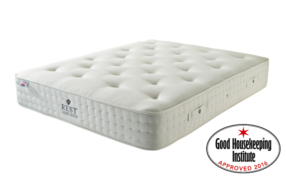 Rest Assured Rufford 2000 Pocket Memory Mattress, Double £464.95