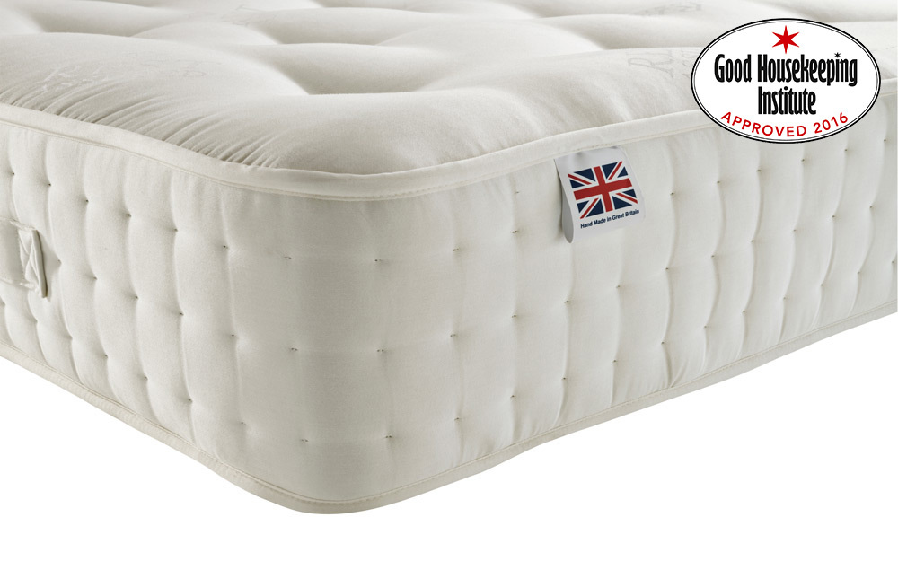 Rest Assured Wetherall 1400 Pocket Latex Mattress