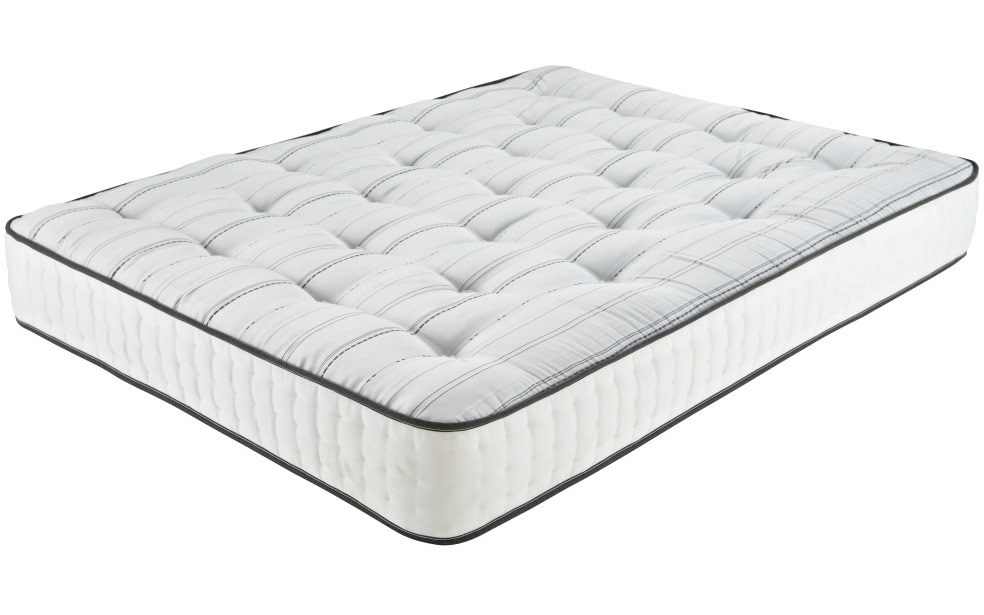Rest Assured Venice 1400 Pocket Ortho Mattress, Single