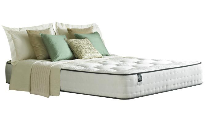 Rest Assured Minerva 2000 Pocket Luxury Mattress, Single