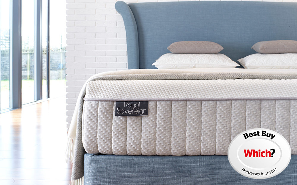 The Dunlopillo Royal Sovereign Mattress
