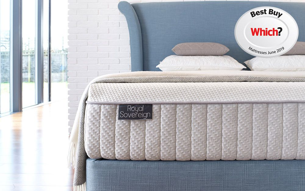 Dunlopillo Royal Sovereign Mattress, Double £1264.95