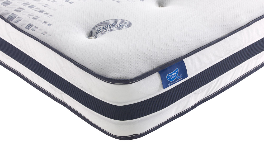 Sareer Gel 1000 Pocket Mattress, King Size