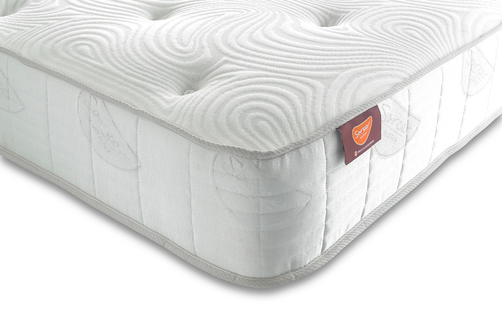 Sareer Latex 1000 Pocket Mattress, Small Single