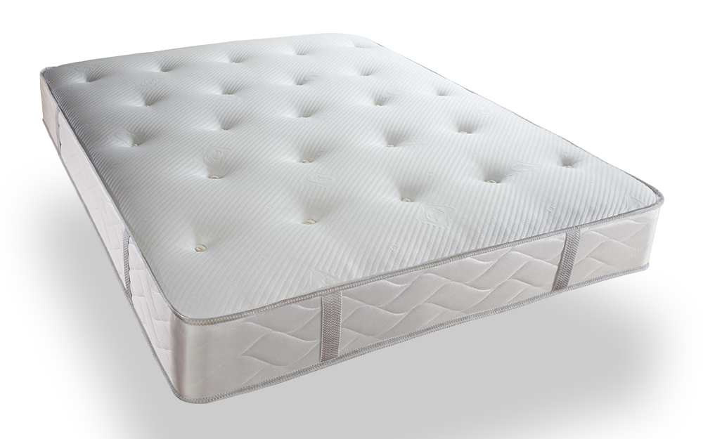 Sealy Alderney 1000 Pocket Geltex Mattress, Single